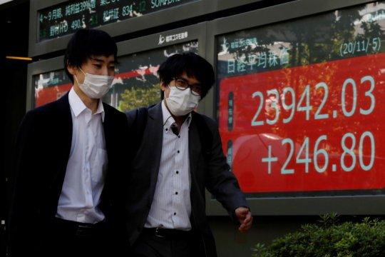 Saham Tokyo dibuka menguat, investor buru ekuitas murah
