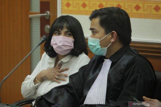 Vonis kasus narkotika Vanessa Angel