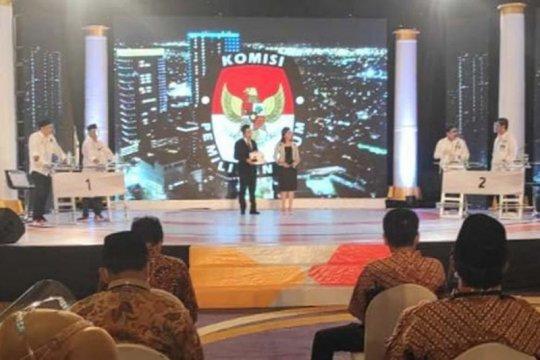 Tokoh Pers Jatim komentari debat perdana Pilkada Surabaya
