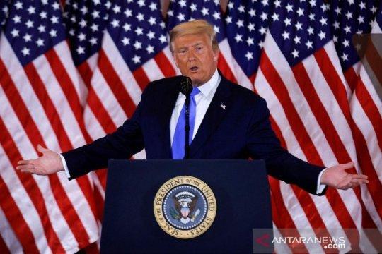 Trump siap gugat Nevada usai tuntutannya gagal di Georgia dan Michigan