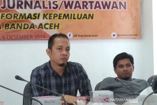 KIP: Data pemilih berkelanjutan di Banda Aceh 158.499 orang
