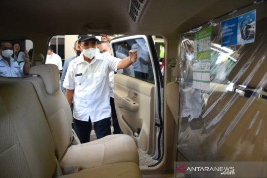 Pemkot Kupang luncurkan transportasi daring aman dari COVID-19