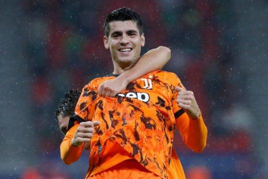 Tak hormati wasit, Morata dilarang tampil di dua pertandingan