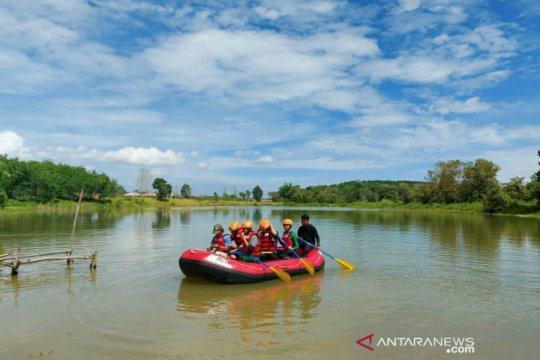 ACT Sumsel latih relawan hadapi bencana musim hujan 2020
