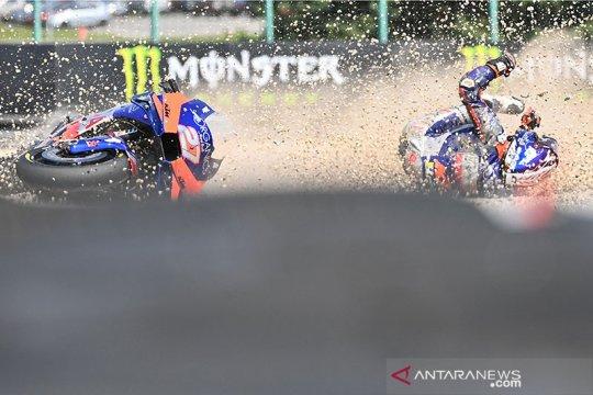 GP Ceko belum jelas untuk kalender MotoGP 2021