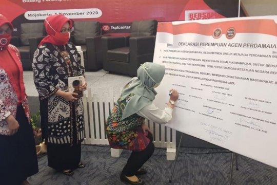 FKPT Jatim harap peran perempuan sebagai agen perdamaian