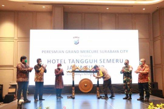 """Kapolda Jatim resmikan hotel """"Tangguh Semeru"""" di Surabaya"""