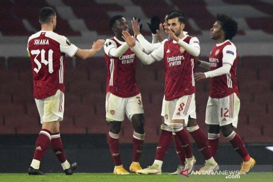 Dua gol bunuh diri Molde warnai kemenangan Arsenal