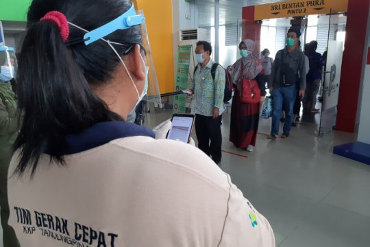 Kabupaten Kepulauan Anambas-Kepri catat kasus pertama COVID-19