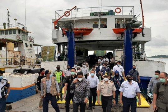 Pjs Gubernur Kepri minta penumpang tanpa masker dilarang naik kapal