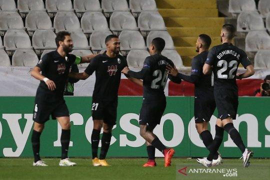 Granada minta laga melawan Sociedad ditunda karena COVID-19