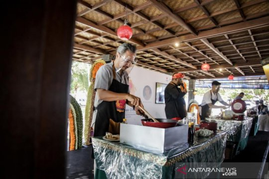 Kemenparekraf ajak pelaku kuliner Bali terapkan protokel CHSE