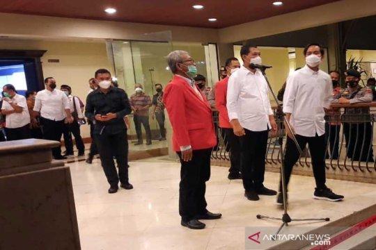 Paslon Gibran-Teguh dapat kesempatan pertama debat Pilkada Surakarta