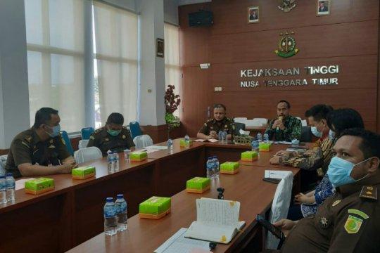 KPK koordinasi penanganan kasus korupsi di wilayah hukum NTT