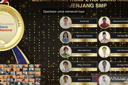 Empat alumnus KSN 2020 wakili Indonesia pada ajang IOI