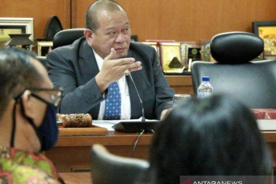 LaNyalla minta anggota DPD bantu warga sekitar Merapi
