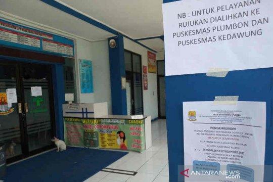 Petugas positif, 2 puskesmas dan gedung PSC Cirebon tutup sementara