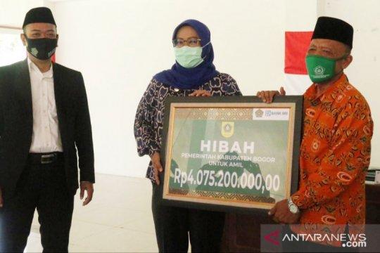 Penyuluh agama dan amil di Kabupaten Bogor dapat insentif Rp2,4 juta