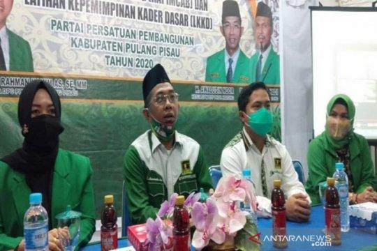PPP Kalimantan Tengah targetkan raih suara tinggi milenial muslim