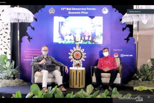 Bali Democracy Forum soroti penguatan UMKM dalam pemulihan ekonomi