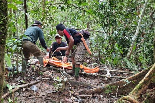 Kepala Resort BKSDA Bengkulu meninggal saat survei gajah liar