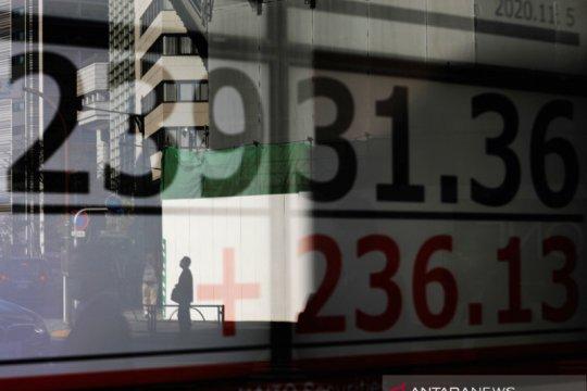 Saham Tokyo ditutup menguat tajam, didorong pertumbuhan PDB Jepang