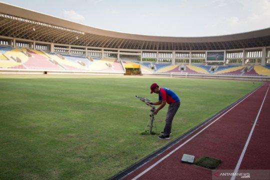 Renovasi lapangan pendukung Piala Dunia U-20
