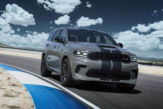 FCA mulai jual Dodge Durango SRT Hellcat 2021 hari ini