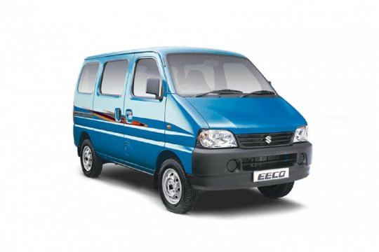 "Maruti ""recall"" 40.453 unit Suzuki Carry Eeco karena masalah lampu"