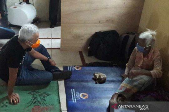 Ganjar apresiasi tempat pengungsian warga Merapi di Magelang
