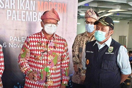 Menteri KKP dukung Sumsel buat pusat pembenihan udang