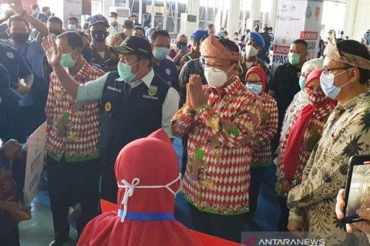 Pasar ikan modern pertama di luar Jawa diresmikan Menteri KKP