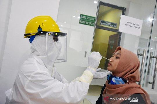 94 persen Nakes positif COVID-19 di Riau sudah sembuh
