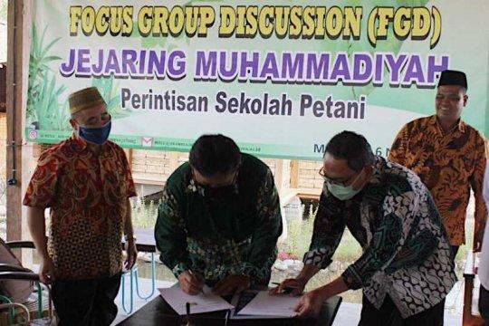 Sekolah petani dirintis Universitas Muhammadiyah Magelang