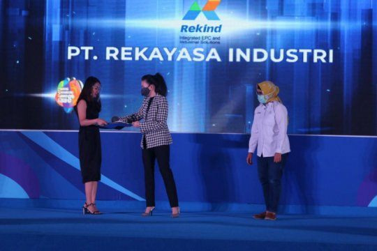 Rekind raih penghargaan Branding The Innovation 2020