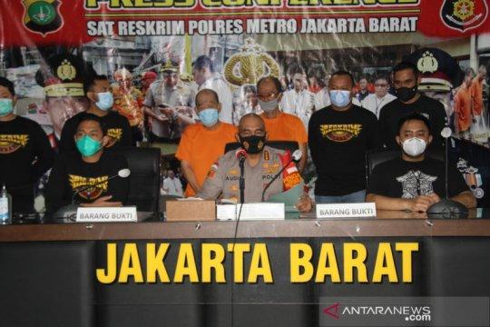 Polrestro Jakarta Barat buru penyebar hoaks polisi gadungan