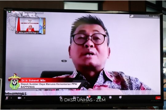 Universitas Hasanuddin diskusikan cegah stunting masa pandemi COVID-19