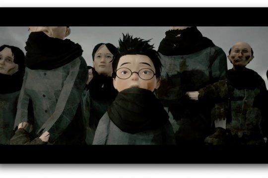 """True North"", kolaborasi sutradara Jepang dan animator Indonesia"