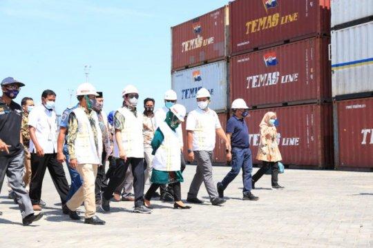 Mendes PDTT kunjungi Pelabuhan Bima cek Program Tol Laut