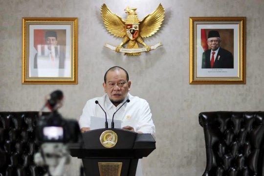 Ketua DPD minta Duta Pancasila jaga nilai luhur bangsa