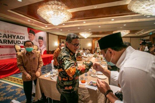 Sekjen PDIP berdialog dengan pengusaha terkait Pilkada Surabaya