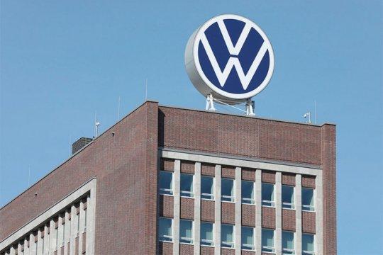 Volkswagen mulai nikmati pemulihan, jual 1,5 juta unit kuartal tiga
