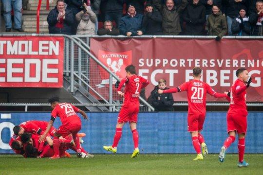 Dua gol Danilo antar Twente permalukan Den Haag 4-2