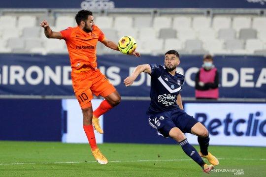 Bordeaux kembali kalah setelah dipermalukan Montpellier 0-2