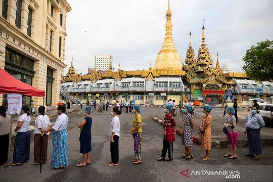 Partai Suu Kyi menangkan cukup kursi untuk bentuk pemerintahan Myanmar