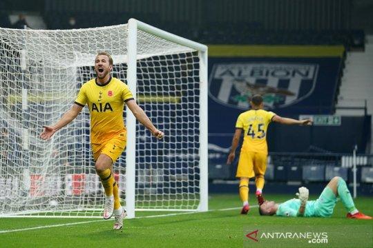 Gol larut Harry Kane menangkan Tottenham di markas West Brom