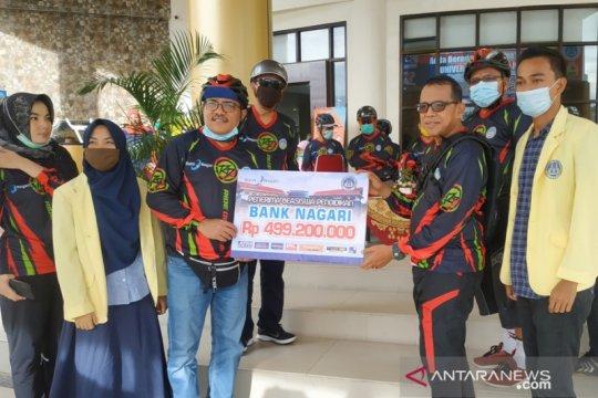 104 mahasiswa Universitas Negeri Padang raih beasiswa dari Bank Nagari