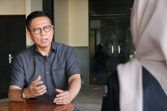 Ketua Partai Demokrat sebut Sumbar basis pemenangan pada Pemilu 2024