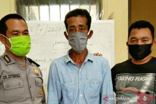 Polisi ringkus seorang nelayan tersangka penipuan di Tanjung Balai