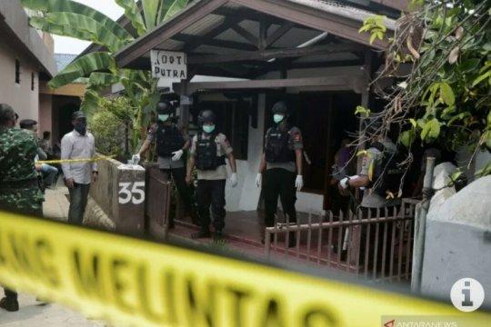 Densus 88 tangkap empat terduga teroris asal Lampung
